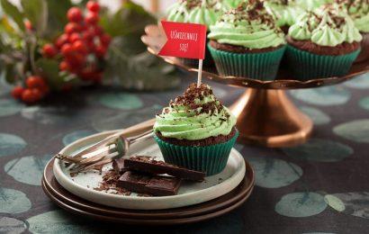 Słodkości na domowym przyjęciu